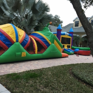 happy-kids-inflatables-catterpillar-inflatable-slide-1