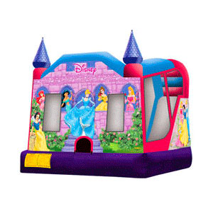 Happy Kids Inflatables - Disney Princess Combo Inflatable