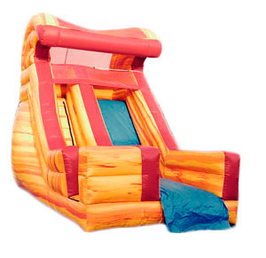 Dry Inflatable Slides and Combos