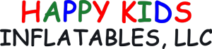 Happy Kids Inflatables Logo