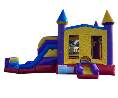 Happy Kids Inflatables - New Castle Combo